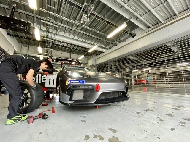 Porsche Team EBI